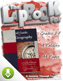 Trail Guide to U.S. Geography Lapbook