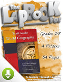 Trail Guide to World Geography Lapbook
