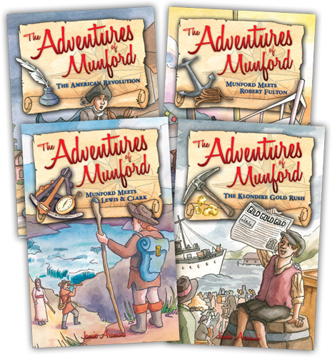 The Adventures of Munford - Bundle