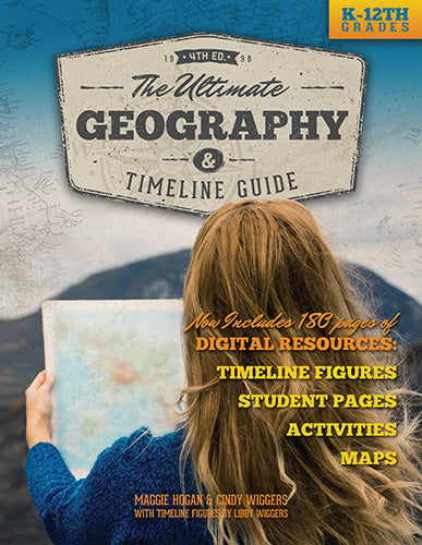 The Ultimate Geography and Timeline Guide 4th Ed.