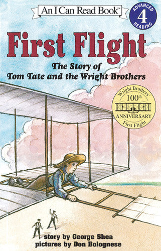 First Flight - I Can Read Book - 4