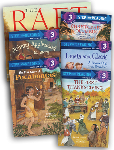 Paths of Exploration Junior Readers