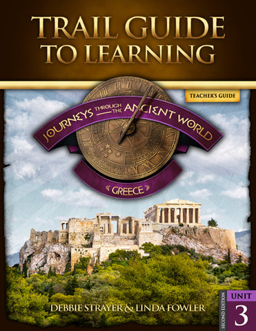Journeys through the Ancient World, Unit 3: Greece