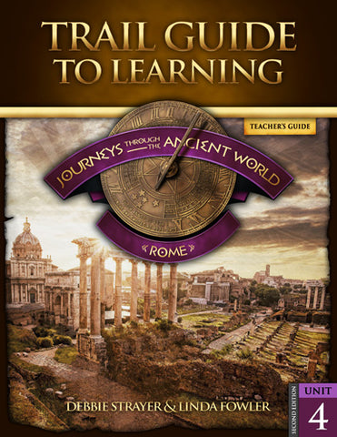 Journeys through the Ancient World, Unit 4: Rome
