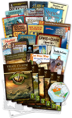 Paths of Exploration 3rd Edition Packages