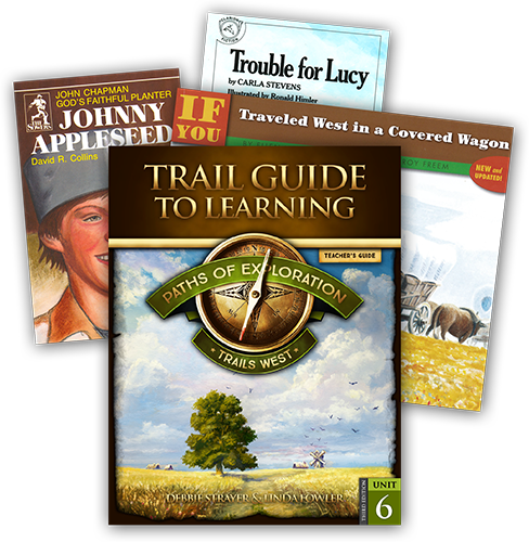 Exploration Trails West Unit Package