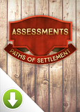 Paths of Settlement Assessments