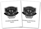 Paths of Progress Student Notebook Pages