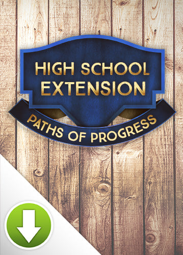 Paths of Progress High School Extension