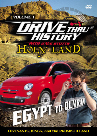 Drive Thru History - Egypt to Qumran