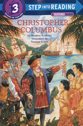 Christopher Columbus - Step Into Reading - 3
