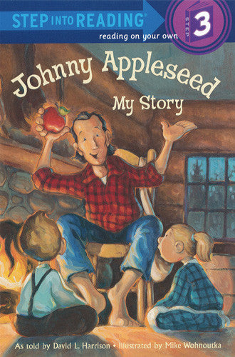 Johnny Appleseed: My Story - Step Into Reading - 3