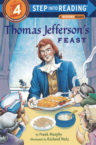 Thomas Jefferson's Feast - Step Into Reading - 4