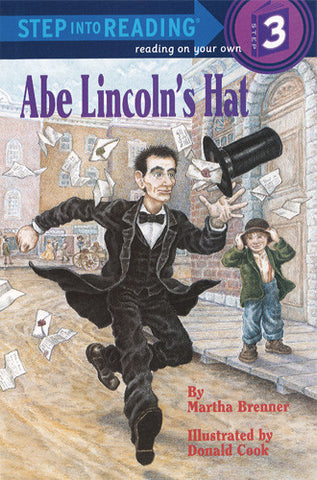 Abe Lincoln's Hat - Step Into Reading - 3