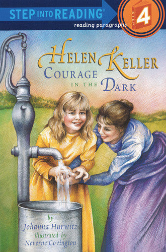 Helen Keller: Courage in the Dark - Step Into Reading - 4