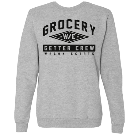 Grocery Getter Crew (Sweater)