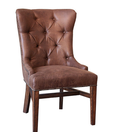 1020 Terra Tufted Chair