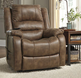 Yandel Saddle Power Lift Recliner