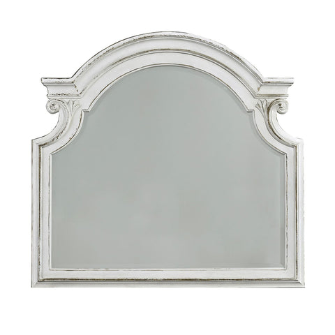 Magnolia Manor Dresser Top Mirror