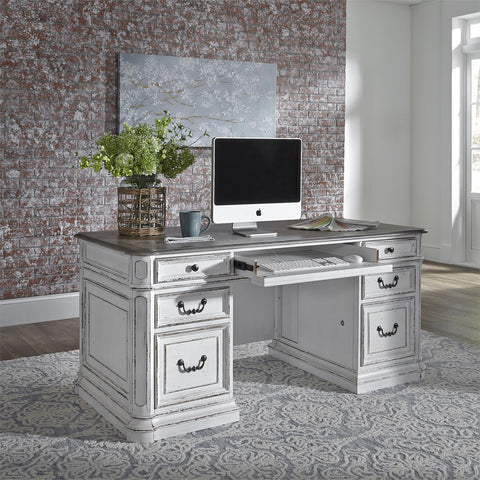 Magnolia Jr Executive Desk
