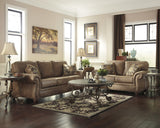 Larkinhurst Earth Sofa & Loveseat Set