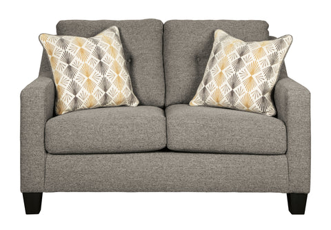 Daylon Graphite Loveseat