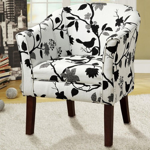 460406 Upholstered Accent Chair