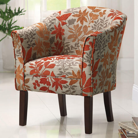 Tufted Accent Chair Without Arms Green Austin S