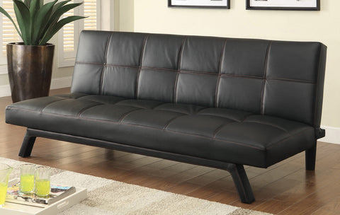 Black Sofa Bed #500765