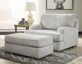 Mercado Pewter Sofa