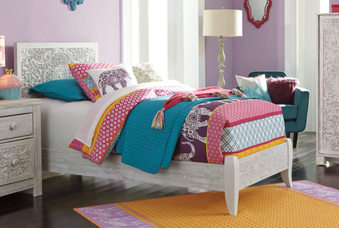 Paxberry Twin Bed