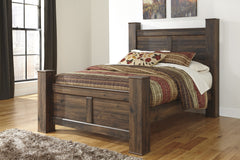 Quinden Poster Bed Collection