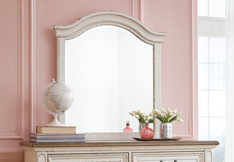 Realyn Youth Dresser Top Mirror