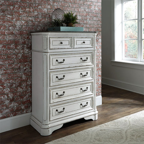 Magnolia Manor Chest of Drawers