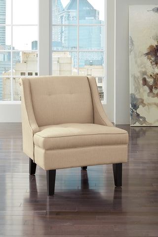 Clarinda Accent Chair-3 Fabric Choices