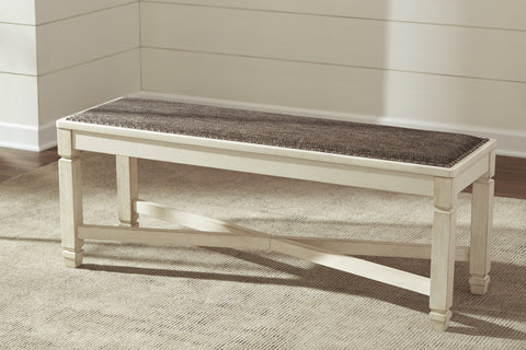 Bolanburg Upholstered Dining Bench