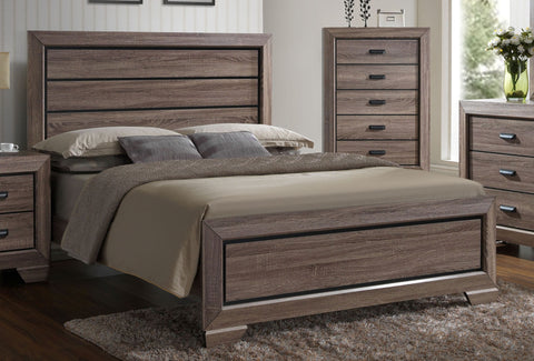 Farrow Queen Bed