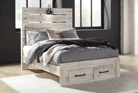 Cambeck Full Footboard Storage