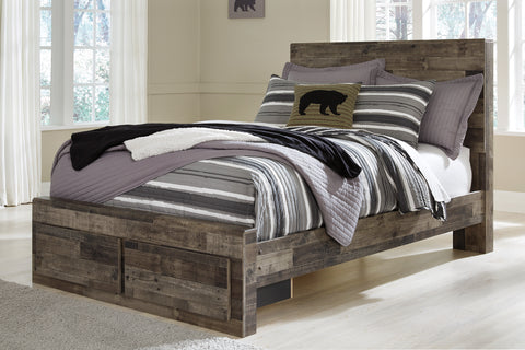 Derekson Full Storage Bed