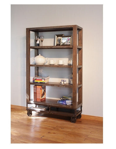 "IFD560 Urban Gold 70"" Bookcase"