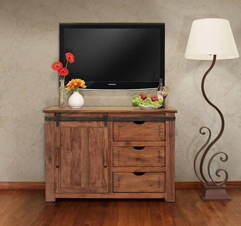 "Parota TV Stand In 50"",60"" and 70"" - Prices Starting At"