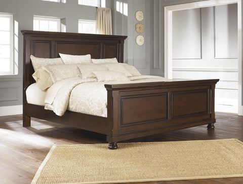 Porter California King Panel Bed