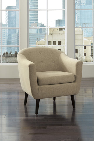 Klorey Accent Chair-3 Fabric Choices