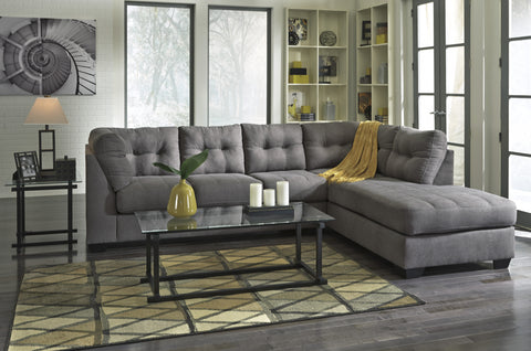 Maier Charcoal Sectional