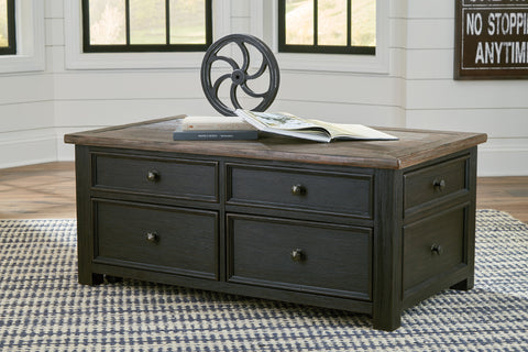 Tyler Creek Cocktail Table | Austin's Furniture Outlet