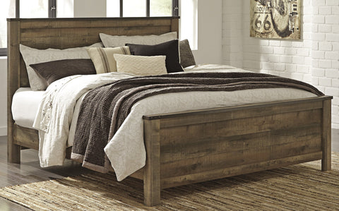Trinell King Bed