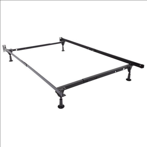 Twin/Full/Queen Or Queen/King/Cali King Metal Bed Frame