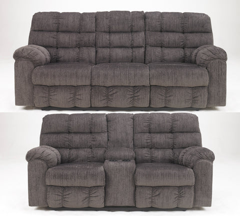 Acieona Slate Sofa Set