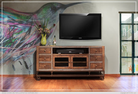 "Urban Gold TV Stand In 52"", 62"" and 76""-Prices Starting At"