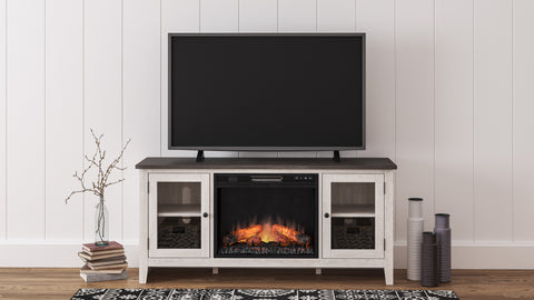 Dorrinson Fireplace TV Stand